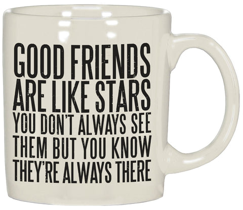 Good Friends 20 oz. Mug