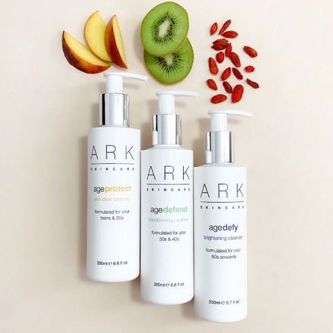 ARK Skincare Age Intelligent Cleansers