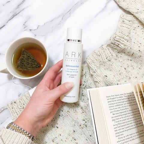 ARK Skincare's Skin Essential Pre-Cleanse & Make-Up Remover. Vegan friendly skincare.