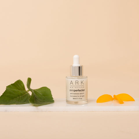 ARK Skincare's Skin Perfector Anti-Redness Serum for sensitive skin suffering from redness and Rosacea