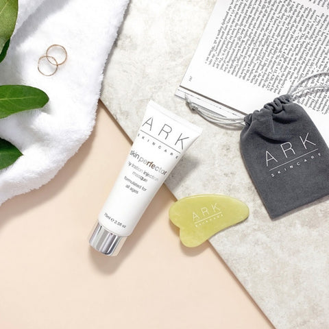 ARK Skincare's Skin Perfector Hydration Injection Masque formulated for dry, sensitive skin
