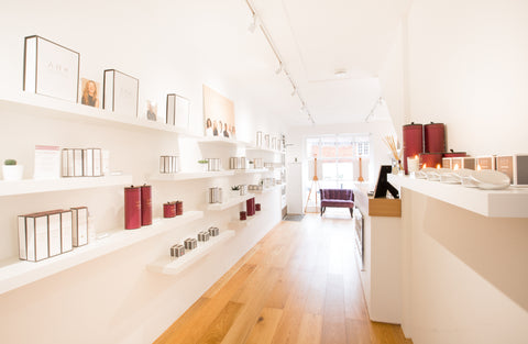 ARK's first Skincare Boutique has opened at 14a High Street, Haslemere, Surrey, GU27 2JE.