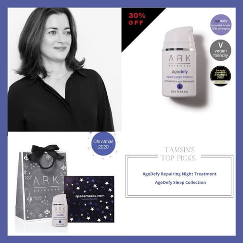 Tamsin, ARK Skincare's CEO shares her top picks from ARK's black Friday sale