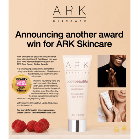 ARK Skincare's award winning hand cream