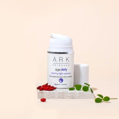 Image: ARK Skincare's Age Defy Repairing Night Treatment