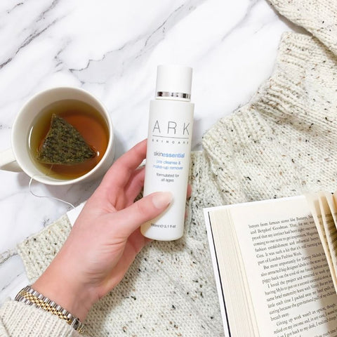 ARK Skincare's Pre-Cleanse & Make-Up remover for all ages