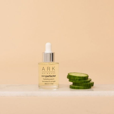 ARK Skincare's Skin Perfecting Hydrating Serum for dry skin