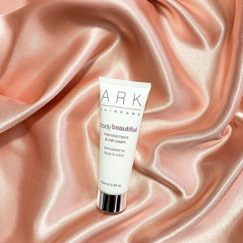 ARK Skincare's Intensive Hand & Nail Cream for dry, cracked, sore hands and skin
