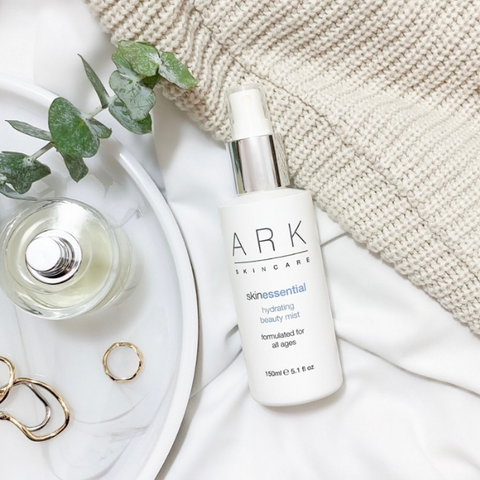 ARK Skincare's Skin Essential Hydrating Beauty mist formulated for sensitive skin