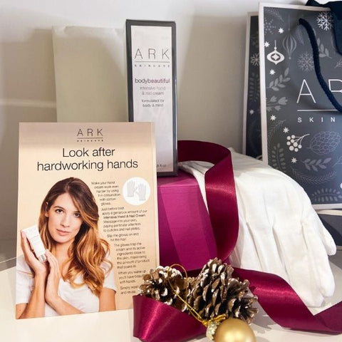 ARK Skincare's Body Beautiful Nourishing Hand & Nail Cream for all ages