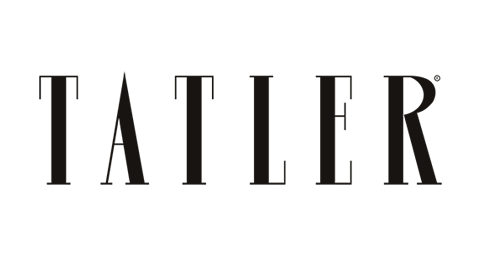 Logo of Tatler, which featured ARK's 'Derriere Facial'.