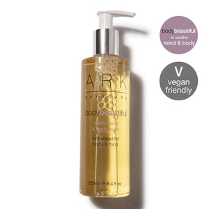 Luxurious vegan hand & body wash hydrates skin as it cleanses, with 100% natural fresh fragrance.