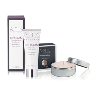 Candle & Hand Cream Duo - ARK Skincare