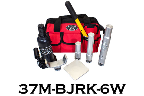 Bottle Jack Recovery Kit With 6 Ton Bottle Jack