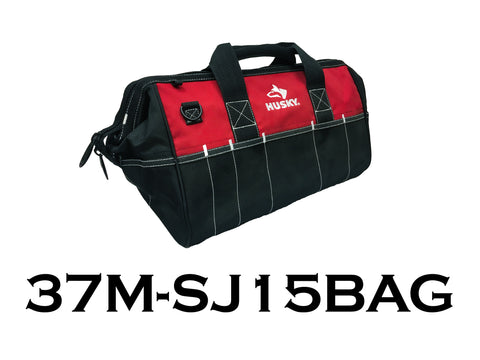 "15"" Heavy Duty Safe Jack Canvas Bag"