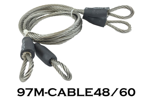 Set of cables for Hi-Lift Jack