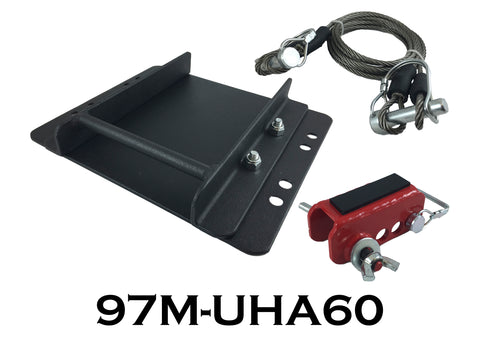 "Universal Hi-Lift Adapter Kit for 60"" Jack"