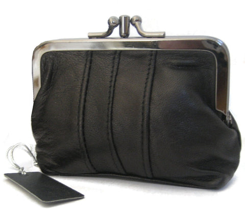 Clip Top Triple Frame Coin Purse - Just4ugifts Limited - 1