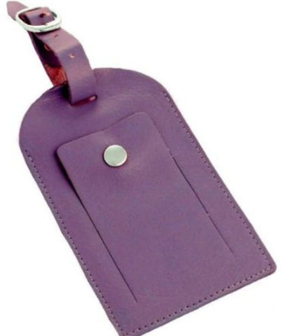 Golunski Soft Leather Luggage Tag - Just4ugifts Limited - 1