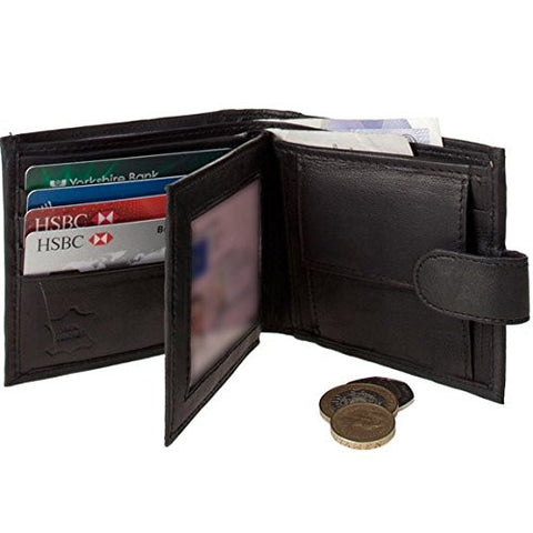 Credit Card Coin Compartment Wallet - Just4ugifts Limited - 1