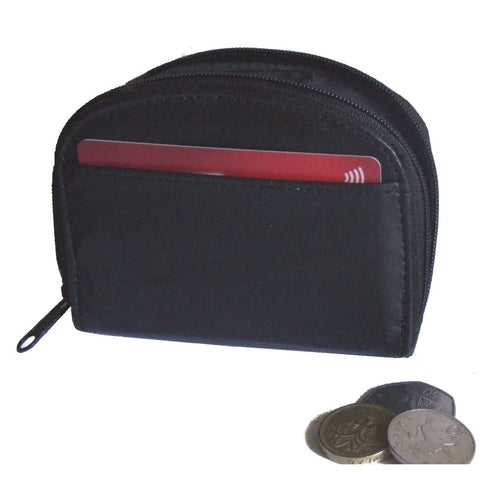 Small Coin Purse with Credit Card Slot - Just4ugifts Limited - 1