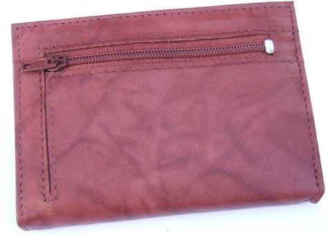 Leather Credit Card Case 20 Sleeves - Just4ugifts Limited - 3