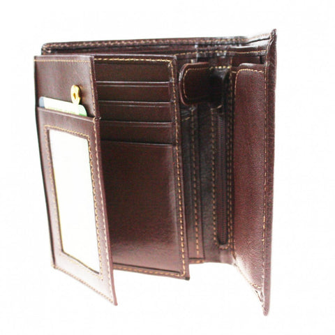 Gents Leather Notecase Wallet - Just4ugifts Limited - 1