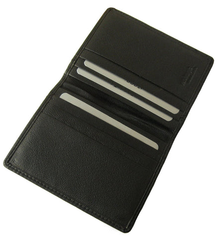 Slim Two Fold Notecase Card Wallet - Just4ugifts Limited - 1