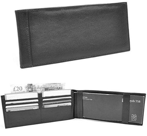 Golunski Leather Cheque Book Cover - Just4ugifts Limited - 1