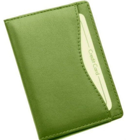 Leather Credit Travel Card Holder - Just4ugifts Limited - 3