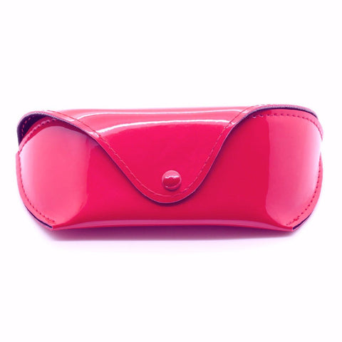 Glossy Pink Spectacle Sunglasses Case - Just4ugifts Limited - 1