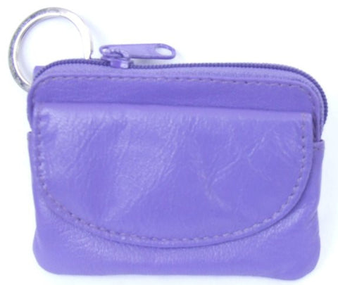 Small Leather Coin and Key Purse - Just4ugifts Limited - 1