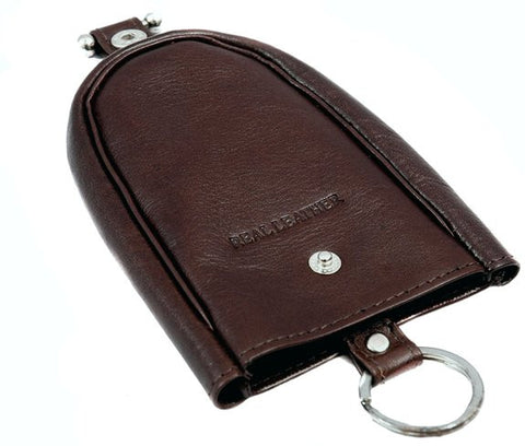 Quality Grained Leather Keyholder Case - Just4ugifts Limited - 5