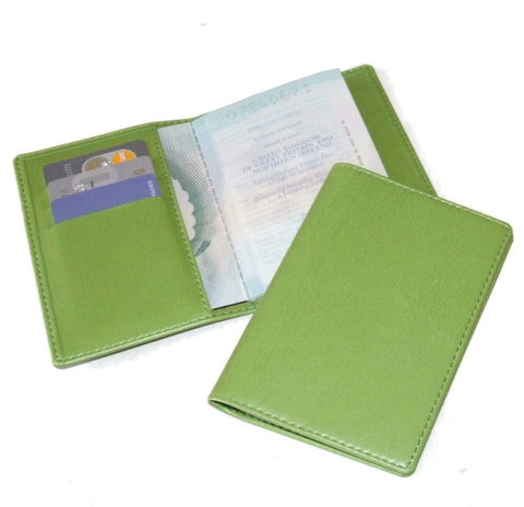 Lime Passport Holder Cover - Just4ugifts Limited - 1