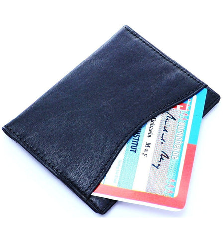 Black Travel Pass Oyster Card Holder - Just4ugifts Limited - 1