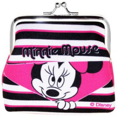 Minnie Mouse Clip Top Coin Purse - Just4ugifts Limited - 1
