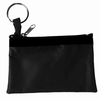 Zipped Key Case Purse Water Resistant - Just4ugifts Limited - 1