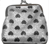 Glitter Clip Top Heart Purse - Just4ugifts Limited - 2