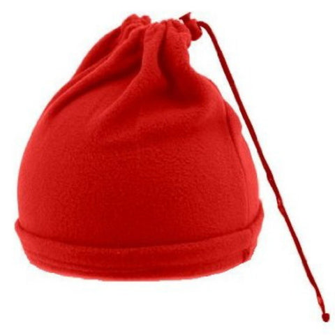 Combo Hat Neck Warmer Red - Just4ugifts Limited - 1