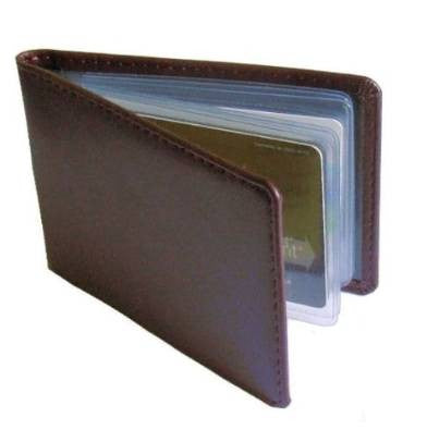 Landscape Brown Credit Card Holder - Just4ugifts Limited - 1