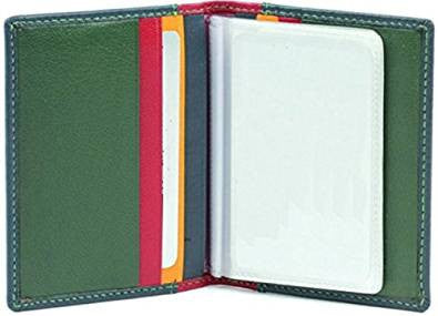 Multi Colour Credit Card Wallet - Just4ugifts Limited - 1