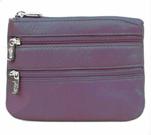 Purple Coin and Card Purse - Just4ugifts Limited
