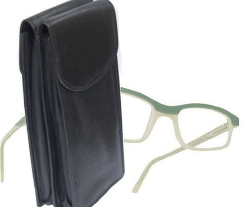 Double Spectacle Glasses Case Holder - Just4ugifts Limited - 1