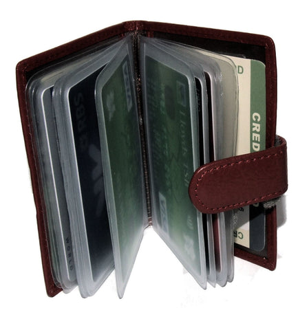 Strong Leather Credit Card Holder - Just4ugifts Limited - 1