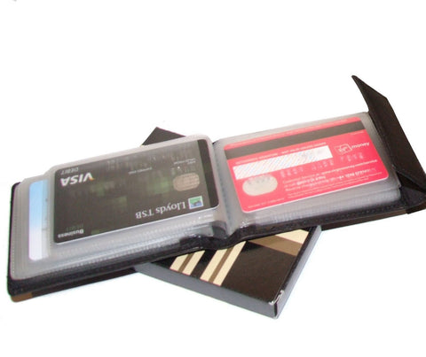 Credit Card Holder Velcro Fastening - Just4ugifts Limited - 1