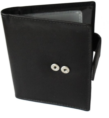 Leather Card Holder for 20 Cards - Just4ugifts Limited - 2