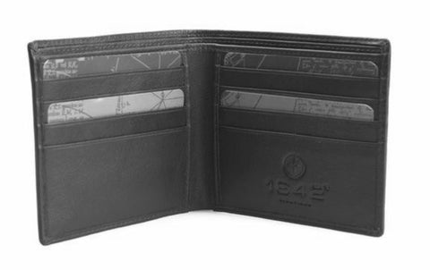 Leather 1642 Credit Card Wallet - Just4ugifts Limited - 2
