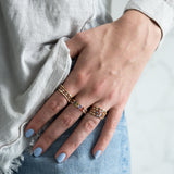 Delilah Five Stone Ring