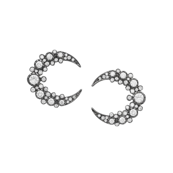Portia Crescent Earrings