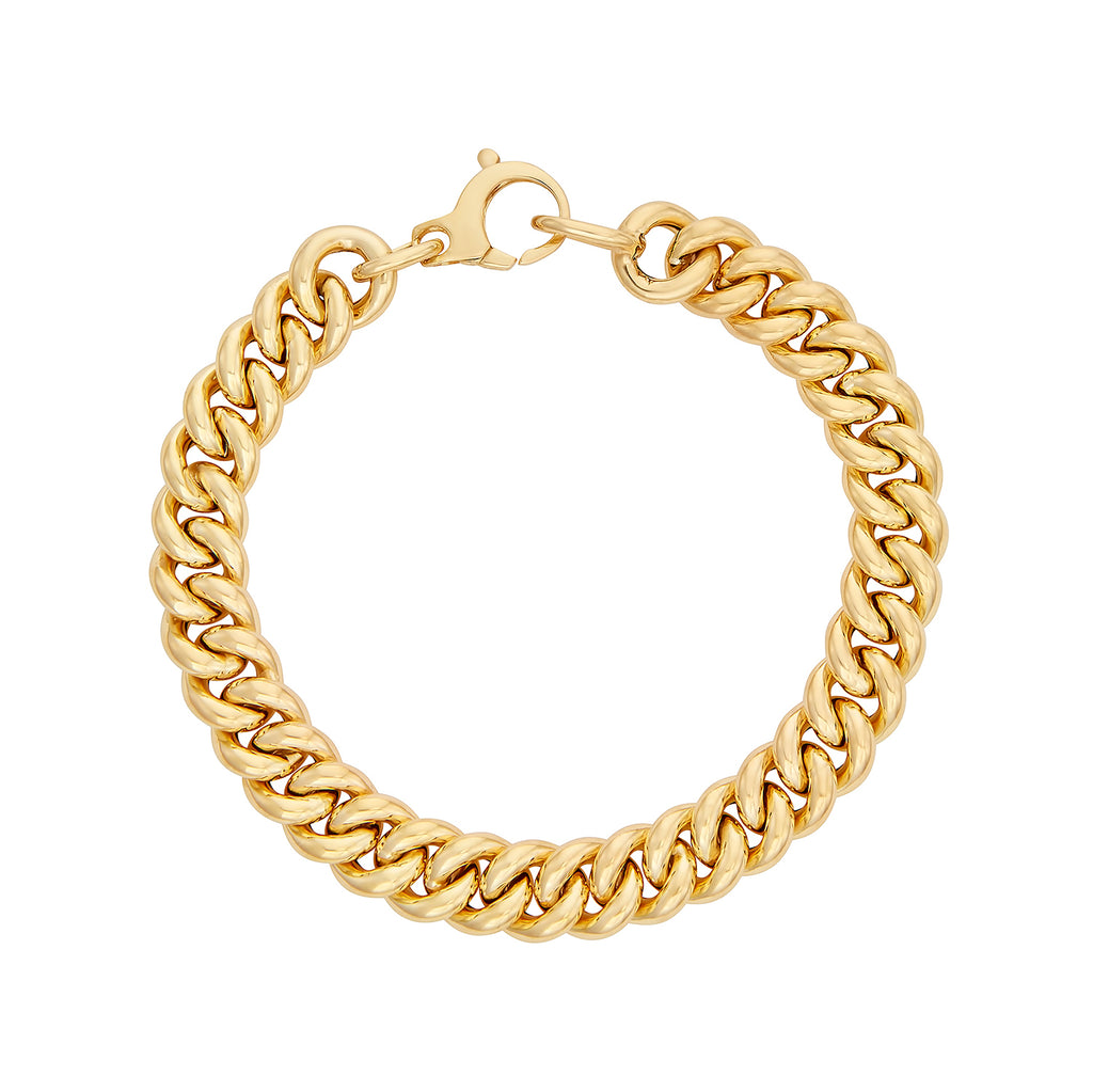 Chain Bracelet in Yellow Gold